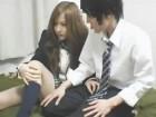 家にAVを見に来た同級生の激カワ美巨乳JKが発情興奮しだしたのでセックスさせてもらったw あずみ恋erovideoかわいい制服女子校生JKの無料エロ動画