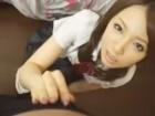 バイブオナニーで気持ちよくなっている可愛いギャルJKに制服着衣で中出しセックス erovideo かわいいJK女子校生の制服無料エロ動画
