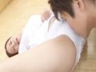練習中足をくじいてしまった巨乳美尻ムチムチJKを心配するふりしてキスして感度抜群のボディーを触りまくり着衣SEXする変態コーチ erovideo かわいいJK女子校生の無料AV