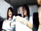 修学旅行中で東京を散策する爆乳JKたちをナンパしておみやげ代あげるのを条件にラブホで援交中出しSEX erovideo かわいいJK女子校生の制服無料エロ動画