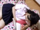 部屋で寝転んで読書してたら急にムラムラしちゃってオナニーする黒髪素人JKを盗撮 FC2 かわいいJK女子校生の制服無料エロ動画