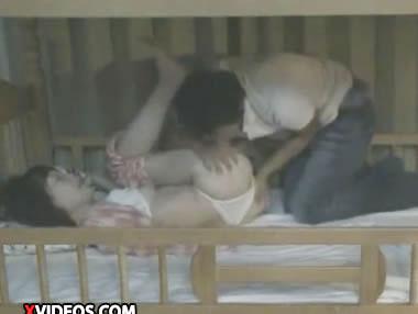 可愛くて巨乳なJK姉妹が遊びに来た兄の友達に居眠り中にエロいことされて夜に1人ずつ夜這いされてハメられちゃうセックス XVIDEOSかわいいJK女子校生の無料エロ動画