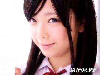 黒髪ロングの激カワ美少女JKが学校の教室で大好きな先生におねだりSEX 紗倉まな erovideo かわいい制服女子校生JKの無料エロ動画