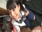 優等生タイプの清純派黒髪JKがカメラを持った怪しい男に幼い身体を弄ばれて潮吹きを撮られる erovideoかわいいJK女子校生の制服無料エロ動画