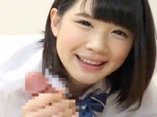 まるで天使のような笑顔を見せる美少女JKのねっとりとした超気持ちいい濃厚フェラ 裏アゲサゲ かわいい制服女子校生JKの無料エロ動画