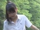 制服で川遊びしておっぱいスケスケになっている田舎の黒髪女子高生がキャンプしていたオジサンに拉致されてレイプ erovideo かわいい JK 女子校生の制服無料エロ動画