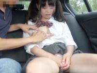 車の中でマンコを弄られてフェラと手コキでおじさんをイカせてあげる援交慣れした素人女子校生 ShareVideos かわいい制服女子校生JKの無料エロ動画