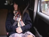ネットで知り合ったおとなしい田舎の黒髪JKが押しに弱いから強引に青姦エッチ erovideo かわいい JK 女子校生の制服無料アダルト動画