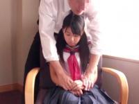 男性教師にホテルで未成熟な躰を凌辱されるセーラー服の黒髪女子校生 Spank Bang かわいい制服女子校生JKの無料エロ動画