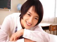 笑顔が素敵な女子校生が教室で男子に無理やり中出しレイプされる FC2 かわいいJK女子校生の制服無料エロ動画