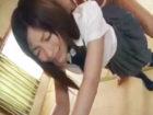 首輪をつけられた従順美少女JKが制服のまま後ろからひたすら突かれまくる調教SEX 裏アゲサゲ かわいい JK 女子校生の制服無料アダルト動画