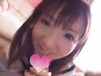笑顔の可愛いロリ女子高校生が制服姿やスク水姿のままご奉仕フェラをしてくれる 裏アゲサゲ かわいい JK 女子校生の制服無料アダルト動画