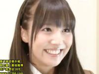 笑顔が素敵な可愛い女子校生が男子と保健室でラブラブエッチ 裏アゲサゲ かわいいJK女子校生の制服無料アダルト動画