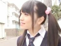 積極的に男性のカラダを責めてくれる淫乱ロリ女子校生のセックス FC2 かわいい制服女子校生JKの無料エロ動画