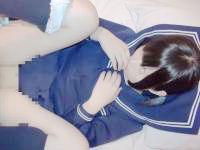 初々しい童顔ロリJKのパイパンマンコがオッサンちんぽで犯される援交ハメ撮りセックス erovideo かわいい制服女子校生JKの無料エロ動画