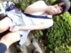 巨乳の素人女子校生に撮影交渉をしてパンチラ姿をたっぷり動画撮影しちゃう変態おじさん ShareVideos かわいいJK女子校生の制服無料アダルト動画