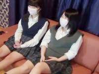 マスクをして顔を隠しながらおじさんの愛撫を受けたりフェラチオをしてくれる素人JKたちの援交プレイ ShareVideos かわいいJK女子校生の制服無料エロ動画