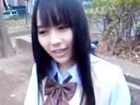清純系女子校生を巧みな話術でラブホへ連れ込みハメ撮りセックス ShareVideos かわいい制服女子校生JKの無料エロ動画