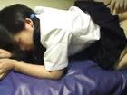 ツインテールの援交ロリ素人娘にたっぷりとフェラチオをさせてから狭いソファーの上でチンコをぶち込むハメ撮りセックス ShareVideosかわいいJK女子校生の制服無料エロ動画