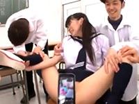 同級生の男子達に身体を押さえつけられ無理やりバイブで弄ばれて集団でレイプされちゃうパイパン女子校生 JavyNowかわいいJK女子校生の制服無料アダルト動画