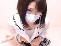 カメラ目線で少しづづエッチに服を脱いじゃうマスク着用美少女JKのライブチャット ShareVideosかわいいJK女子校生の無料エロ動画