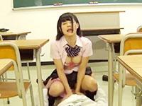 情緒不安定な教え子の女子生徒に催眠術をかけて教室で着ハメする変態教師の中出しSEX 白咲碧 JavyNowかわいいJK女子校生の無料エロ動画