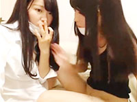 仲のよさそうな2人組のロリ系素人JKがお互いの身体を触りっこしながらライブチャット ShareVideosかわいいJK女子校生の無料エロ動画