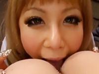目隠しているMおやじをたっぷりと責めまわしアナルまで舐めちゃうギャル系JKの痴女セックス 彩音心愛 PornhubかわいいJK女子校生の制服無料エロ動画