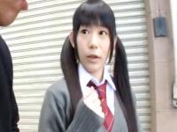 街で道を聞かれた男に拉致られて無理やりレイプされる黒髪ロリJK 小西まりえ RED TUBE かわいいJK女子校生の制服無料アダルト動画