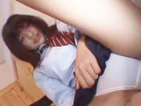 純粋無垢な色白女子校生がおじさん2人の肉棒をぱっくり咥えてちゃうハメ撮りSEX erovideo かわいいJK女子校生の制服無料アダルト動画